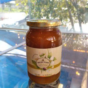 תמונת דבש מפרחי בר 500 גרם