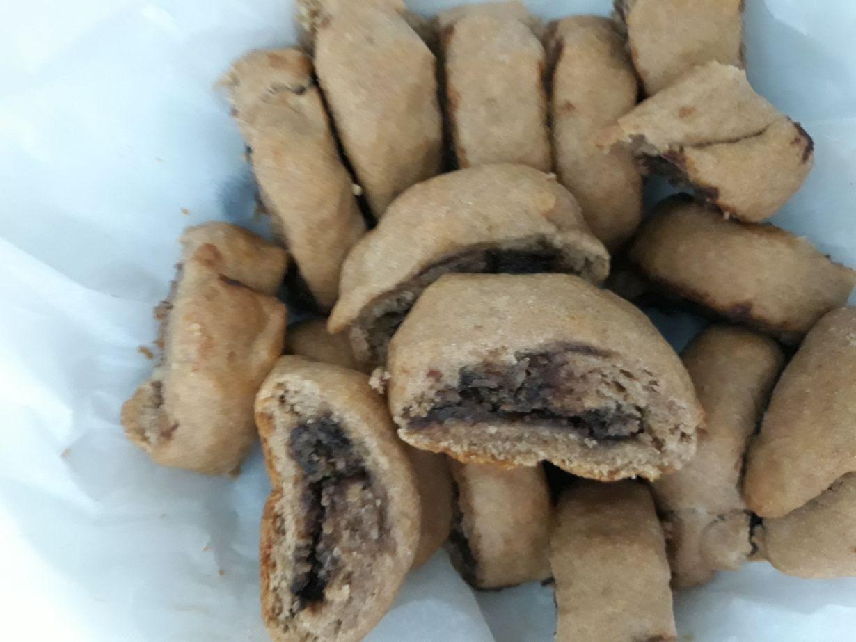 תמונת מאמר עוגיות תמרים ביתיות